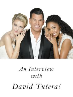 If you're #planning a #wedding, you have to read this! An Interview with David Tutera! #weddingplanning #weddings