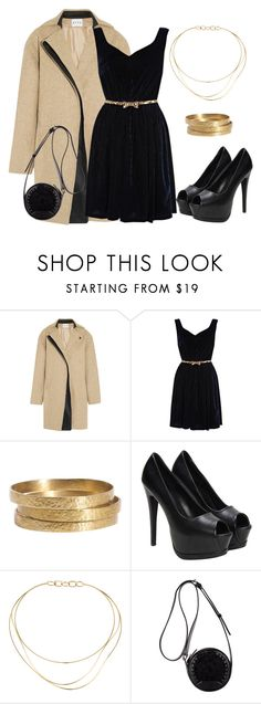 """""""Sem título #816"""" by biaprestes on Polyvore featuring moda, Atto, Oasis, Jigsaw, Tiffany & Co. e 3.1 Phillip Lim"""