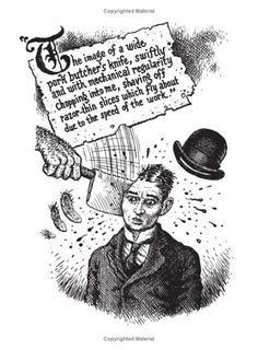 Kafka, por Robert Crumb