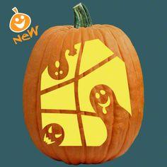 printable pumpkin carving template