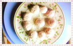 lericettediziasara: Dolcetti cocco e yogurt velocissimi!( coconut and ...