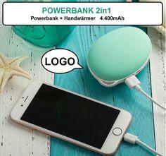 Powerbank + Handwärmer