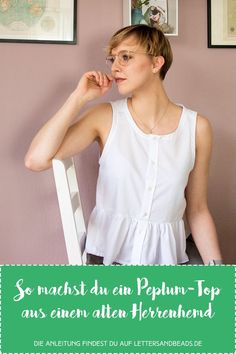 You are in the right place about Summer Dress floral Here we offer you the most beautiful pictures about the preppy Summer Dress you are looking for. When you examine the part of the picture you can g Adrette Outfits, Outfits Damen, Preppy Outfits, Preppy Style, Tops Peplum, Diy Kleidung Upcycling, Polo T Shirts, S Shirt, Handmade Clothes