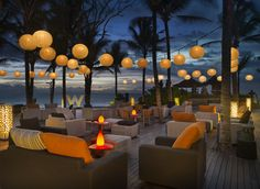 The W resort and spa in Bali