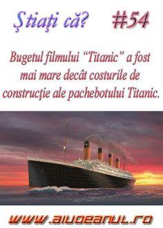 Cultura General, Titanic, Portal, Mai, Film, Anime, Movies, Movie Posters, Movie