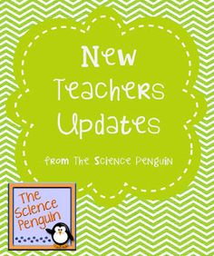 The Science Penguin: New Teachers Updates, Freebies, and Advice 7th Grade Social Studies, 5th Grade Science, Middle School Science, Elementary Science, Science Classroom, Teaching Science, Science Activities, Classroom Setup, Science Ideas