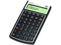 Calculadora Financeira - HP 10 BII