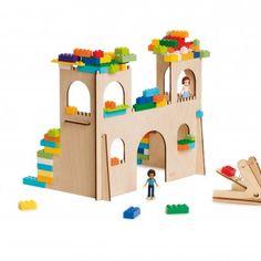 brikkon; speelgoed combineerbaar met lego