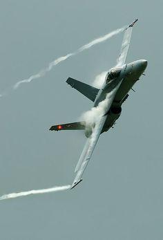 ..._Swiss F-18, Waddington airshow