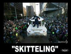 Skitteling!