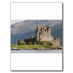 Castillo de Eilean Donan, Escocia, Reino Unido