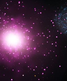 Hubble and Chandra capture the densest galaxy in the nearby universe! Astronomers may have found the densest galaxy in the nearby universe. The galaxy, known as #M60UCD1, is located near a huge elliptical galaxy..