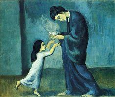Badania dzieł Picassa z okresu błękitnego ujawniają nieoczekiwane fakty | Portal Rynek i Sztuka
