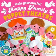 Happy Family Puppet Theatre