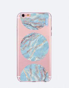 funda-movil-marmol-circulos-azul-2