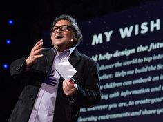 Sugata Mitra: Build a School in the Cloud |  Follow-up to the 2010 talk...
