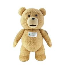 """TED teddy bear from the movie """"TED"""""""