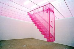 Do-Ho Suh Do Ho Suh, Fair Grounds, Stairs, Space, Fun, Home Decor, Ladders, Display, Homemade Home Decor