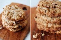 Фото к рецепту: Овсяное печенье из Starbucks