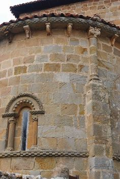 Iglesia de san Andrés. Tabliega. Burgos.