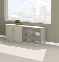 🎯 Office storage cabinets have become a must-have for most home or office offices. They help to keep the site well organized by providing secure storage. Kitchen Buffet, Sideboard Buffet, Credenza, Office Storage, Table Linens, Cabinet Doors, All Modern, Storage Cabinets, Offices
