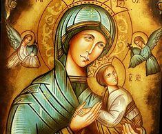 Rugăciune către Maica Domnului în vremea postului | La Taifas Hail Mary, Mona Lisa, Cross Stitch, Princess Zelda, Artwork, Fictional Characters, Interior, Quotes, Crossstitch