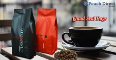 #Quadsealbags are a well-known term used to refer to your #foursidedsealbags. Quad seal bags can be customised to your preference and the minimum quantity orders for custom orders are 15000 units.