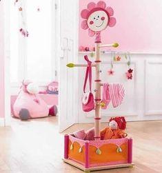 Percheros para niñas #cuartoniñasprincesa Kids Up, Diy For Kids, My Room, Girl Room, Cute Furniture, Girls Bedroom Furniture, Rosalie, Kids Decor, Home Decor