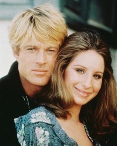 "robert redford & Barbra Streisand  ""The way we were"".   Love this movie"