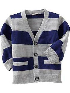 Striped V-Neck Cardigans for Baby | Old Navy