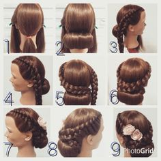 Smooth Subtle Fade - 30 Short Ombre Hair Options for Your Cropped Locks in 2019 - The Trending Hairstyle Braided Hairstyles, Wedding Hairstyles, Natural Hair Styles, Short Hair Styles, Short Hair Updo, Pinterest Hair, Braided Updo, Bun Updo, Bridal Hair