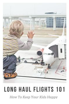 Long haul flights 101: How To Keep Your Kids Happy - Celeb Baby Laundry - By: Robyn Good