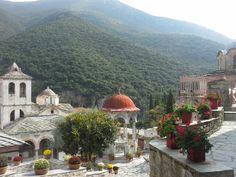Serres monastery
