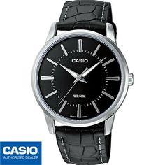886a771f0cf4  10  Casio Reloj Analógico de Cuarzo para Hombre con Correa de Cuero  MTP-1314PL-7AVEF