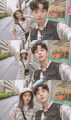 Korean Boys Ulzzang, Ulzzang Couple, Ulzzang Boy, Beautiful Boys, Beautiful People, Korean Best Friends, Korean Couple, Cute Korean, Girls In Love