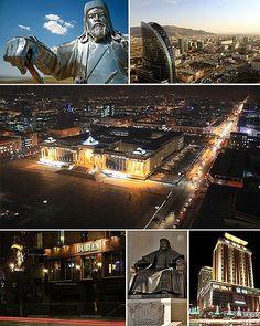 Mongolia Culture | Ulaanbaatar | Mongolia Architecture+Culture