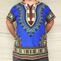 A beleza dos dashikis afro estão disponíveis em várias cores.  Por R$ 6990.  Compre o seu pelo nosso Whatsapp: 13982166299