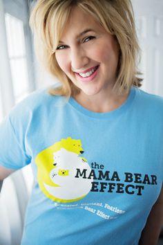 Mama Bear Logo Tee, $15.95