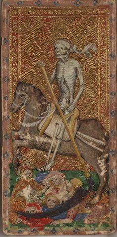 COSMODROMIUM: The Triumph of Death, The Tarot, and The Fourth Horseman