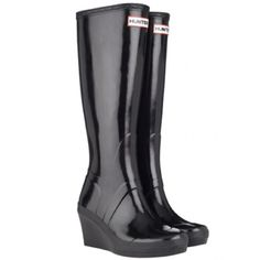 The Hunter Melrose Tall Welly available from Houghton Country with free  delivery. Buy the Hunter Melrose Tall Welly online now with fast delivery  and great ...