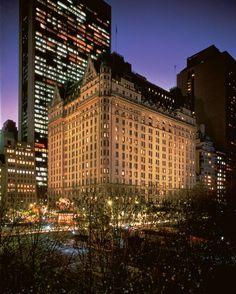 The Plaza in New York, NY #hotel #theplaza #nyc