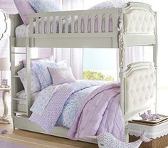 Blythe Bunk Bed | Pottery Barn Kids