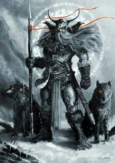 Odin, the Allfather