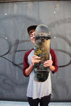 I can kinda have a thing for skater boys...:)
