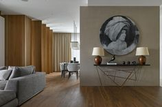 Apartment with Pan Views of Moscow by Alexandra Fedorova (1)