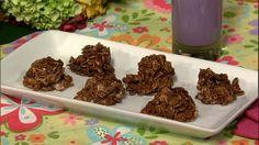 the chew   Recipe   Mario Batali's No-Bake Chocolate Cookies