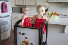 Easy Tasks your Toddler can do in the Kitchen // blog.rightstart.com
