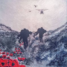 Brothers In Arms by Jacqueline Hurley ~ Limited Edition Signed Giclée Print ~ Hahnemühle Fine Art 310gsm by PortOutStarboardHome on Etsy