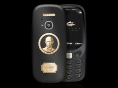 A apărut viitorul telefon preferat al lui Iliescu! https://gadget4u.ro/nokia-3310-supremo-putin-aur/