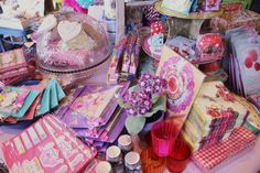 Party Time! Lots of Party accessories now in Stock!... :)